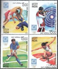 India 2033-2036 block of four (complete.issue.) unmounted mint / never hinged 20