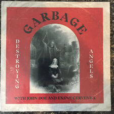 """Garbage Destroying Angels 7"""" .45 Record Store Day COLORED Vinyl DAVID BOWIE RSD"""