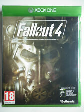 Fallout 4 Jeu Xbox One Bethesda