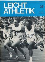 Leichtathletik Nr. 29/1983