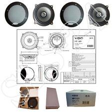 Vdo hp1321 - 130mm 2 voies haut-parleur 60w boxe car speaker