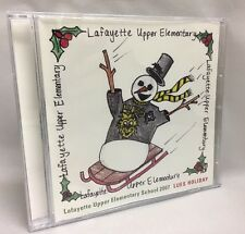 Lafayette Upper Elementary 2007 Lues Holiday CD Christmas Songs Students & Staff