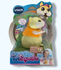 Vtech Pet Squeaks Sunny The Hamster. Brand New Interactive Toy. Age 3+ Todler