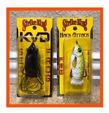 Strike King KVD Sexy Frog & Hack Attack Pad Perch