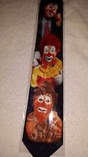 Classic Clowns Neck Tie