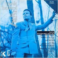 Hank Ballard - You Can't Keep a Good Man Down [New CD]