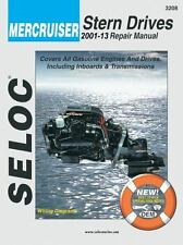 2001-2013 Mercruiser Outdrive Marine Boat Repair Manual ZF Velvet 02 Hurth 0683