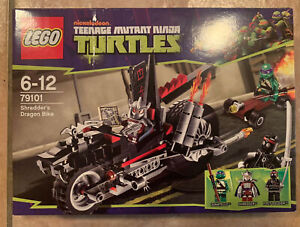 Lego Retired Teenage Mutant Ninja Turtles Set #79101