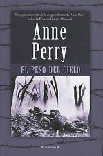 NEW El Peso Del Cielo (Spanish Edition) by Anne  Perry