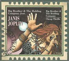 Big Brother & The Holding Company  feat. Janis Joplin  2  CD's