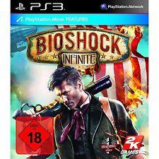 PS3 - BIOSHOCK - INFINITE - PLAYSTATION 3 - USK 18