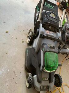 Ego lawn mower