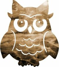 DXF CNC dxf for Plasma Router Vector Owl 11 Man Cave Yard Art Wall Decor