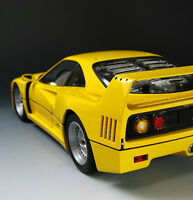 Ferrari GT Vintage Sport Car Exotic 43 Race F 1 12 Carousel Yellow 18 Model 24