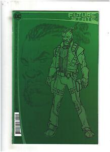 Future State: Green Lantern #1 NM- 9.2 2nd Print DC Comics 2021 Guy Gardner