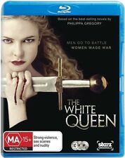 White Queen, the NEW B Region Blu Ray