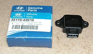 Elantra/Lantra Excel Coupe S Coupe Tiburon Throttle Position Sensor 35170-22010