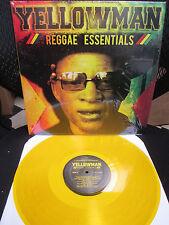 YellowMan - Reggae Essentials LP Nobody Move Still be a Lady Overcome Dancehall