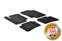 Design Passform Gummimatten Gummi Fußmatten für Hyundai i20 PB ab Bj. 2009-2014
