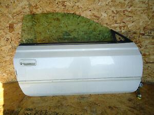 1999-2003 TOYOTA SOLARA FRONT RIGHT PASSENGER SIDE DOOR SHELL WHITE