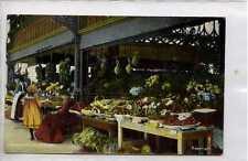 (Go419-167) The Market, Blackpool c1910 Unused VG+