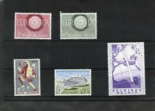 5 Maxed value and unresearched ***Belgie / Belgique Stamps