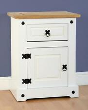 Corona 66cm-70cm Bedside Tables & Cabinets with 3 Drawers