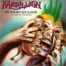 """MARILLION - He Knows You Know (12"""")  (VG/VG)"""