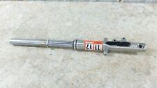 06 Kawasaki VN 900 VN900 Vulcan front left fork tube shock