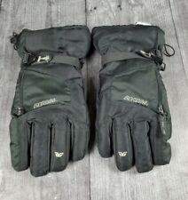 Gordini Mens Ultra Dri-Max Waterproof Gauntlet IV Ski Winter Gloves Black size L