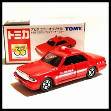 Tomica Apita Toyota Crown Nagoya City Fire Department 1/63 Tomy New 55