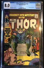 Journey into Mystery #122 (Nov 1965, Marvel) CGC 8.0