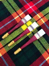 Uilleann Bagpipes Chanter Reeds of Spanish Cane/uillean pipes Reeds 3 pcs a lot