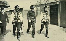 Russian Army Soldiers Uniforms Officers 1914 World War 1 7x4 Inch Reprint Photo
