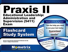 Praxis II Educational Leadership: Administration & Supervision (5411) Flashcards