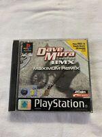 DAVE MIRRA FREESTYLE BMX MAXIMUM REMIX  SONY PLAYSTATION 1 PS1 Game UK PAL USED