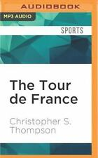 The Tour de France : A Cultural History by Christopher S. Thompson (2016, MP3...