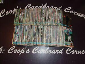 1991 Stadium Club Baseball Complete 600 Card Set