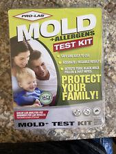 Pro Lab Home Toxic Mold Test Kit DIY Child Safe Pollen Dust Mites Detector USA