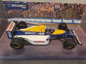 1/18 Damon Hill Williams Quartzo Model