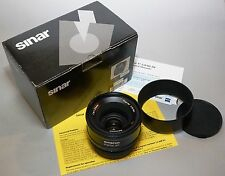 Sinar Digital Sinaron AF Zeiss Planar 80/2.8 Lens modified in Hasselblad V Mount