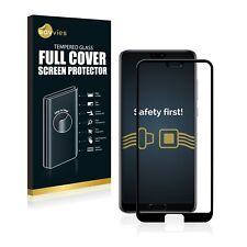 FULL Cover Huawei p20 Pro Protezione carri armati Pellicola in Vetro 9h Pellicola carro armato nero