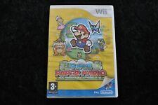 Super Paper Mario Nintendo Wii Geen Manual