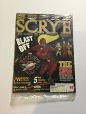 Scrye #89 MTG & CCG Price Guide Magazine *SEALED*