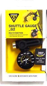 Topeak Shuttle Gauge G2 Tire Gauge