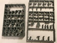 10x Games Workshop Warhammer 40K Plastic ORC ORK HEADS + ARMS / WEAPONS 1990's