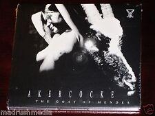 Akercocke: The Goat Of Mendes CD 2015 Peaceville Recs UK CDVILED539 Digipak NEW