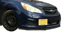 Bumper Tow Hook License Plate Mount Bracket For Subaru Legacy GT 2005 - 2009 NEW