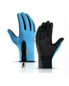 BFOREST L/BLUE Neoprene Gloves Water sports Kayaking Fishing Wetsuit Cycling