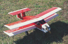 Box Bipe II Aerobatic Sport Biplane Plans, Templates and Instructions
